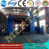 Quente! Mclw12CNC-120*3000 grande máquinas hidráulica da dobra/rolamento da placa do rolo do CNC quatro