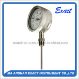 Thermomètre de Thermomètre-Échappement de la Thermomètre-Chaleur d'acier inoxydable