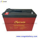 Batteria libera Htl12-100 del gel di manutenzione profonda 12V 100ah del ciclo
