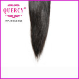 卸し売りインドの人間の毛髪のまっすぐな高品質の100%年のバージンのRemyの毛のよこ糸