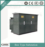 American Type Pedestal Pad-Mounted Transformer / Substatbion
