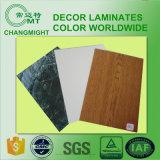 Witte Compacte Hoge druk Gelamineerde Board/HPL