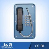 Tunnel-Telefon VoIP wasserdichtes Telefon-industrielles schroffes Telefon