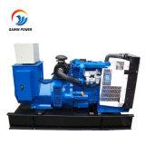 Abrir o tipo jogo de gerador Diesel do motor enorme de Turbo da máquina