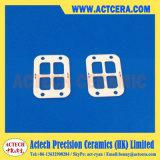 Taglio e perforazione del laser sul substrato/lamiera/lamierino di ceramica dell'allumina