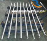El pistón duro Rod del acerocromo para el cilindro hidráulico modifica para requisitos particulares en existencias