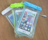 Рекламировать выдвиженческий водоустойчивый мешок мешка мобильного телефона PVC TPU
