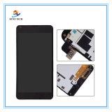 Франтовской экран касания LCD мобильного телефона для агрегата цифрователя индикации Nokia Lumia 640