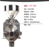Pulverizer elétrico de moedura do escudo do coco do moinho