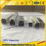 Het Glijden van het Aluminium van Multipurposed het Profiel van het Spoor voor het Kabinet van de Garderobe
