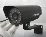 Câmara de segurança cheia de Frared da rede de HD 1080P com função do ponto de entrada