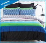 現代デザインは綿の羽毛布団カバー寝具を印刷した