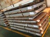 201 van het roestvrij staal Zilveren van de Kleur Hairline Kbh007- Blad