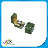 Caixa de empacotamento do presente de madeira contínuo elevado da jóia do relógio de Golss