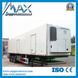 3 Radachsen Refrigerated Semi Trailers, Trailer Refrigerated Unit für Sale