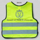 Enfants Cute High Visibility Reflective Safety Traffic Vest