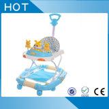 흔들 목마 기능적인 금속 철 프레임 고도 조정가능한 아기 보행자