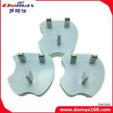 Handy-Zubehör-Gerät-BRITISCHER Stecker USB-Mikroarbeitsweg-Wand-Aufladeeinheit