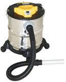 elektrischer trockener Asche BBQ-Aschen-Staubsauger des Kamin-302-20L mit mit füllendem Anzeiger mit oder ohne Achsabstand