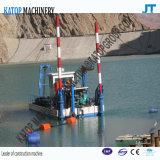 Земснаряд песка реки 100 Cbm в земснаряде всасывания двигателя Индонесии