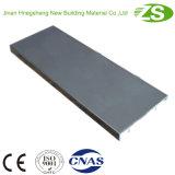Baseboard bon marché matériel décoratif de plastique de mousse de PVC
