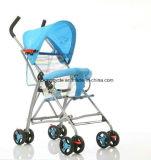 Het vierwielige Patroon van de Zomer van Wandelwagens voor Baby 1-4 Jaar