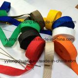 着色された高温シーリングガスケットガラス繊維によって編まれるテープ