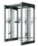 Max Rack, 3D Smith, de doble acción Smith, máquina de Smith, de Smith y de alimentación del bastidor Combo