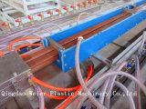 WPC hölzerner PlastikDecking/Zaun-/Wand/Pfosten, der Profil-Maschine der Maschinen-WPC herstellt