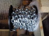鋼鉄によって溶接される電流を通されたDIN766リンク・チェーン