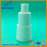 bille en céramique d'alumine de 92% et de 99% (remplissage)