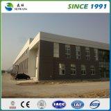 Nuova costruzione prefabbricata del gruppo di lavoro del magazzino della struttura d'acciaio 2017 in Cina