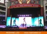 실내 옥외 임대 단계 배경 사건 LED 단말 표시 스크린 또는 표시 또는 위원회 또는 벽 또는 게시판