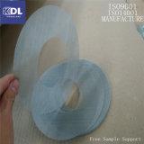 Filtros de tela redondos da extrusão do engranzamento de fio do metal do disco dos filtros