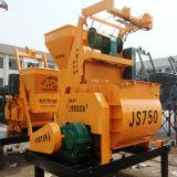 Mélangeur concret de qualité et de bon service (Js750)