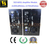 D2L & D2s Classe D 2 Way Amplifier Module pour Active