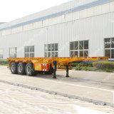 Behälter-Schlussteil-Traktor-LKW des neuen Zustands-Sino HOWO