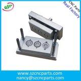 Pezzo meccanico di macinazione del pezzo di ricambio del metallo dell'OEM del tornio automatico di CNC