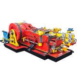 Parafuso automático que faz a máquina