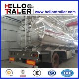 42000L Tri Aluminium-Kraftstofftank-halb Schlussteil der Wellen-5454