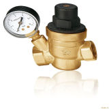 水圧の減圧弁