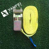Capacité 250dan 25mm Ratchet Strap