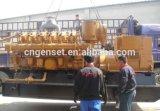 Behälter-Typ Biogas-Energie-Generator mit Gas-Kraftwerk des CHP-Systems-1MW