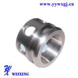 Droit en acier en deux pièces de Strainless, coude, type ajustage de précision hydraulique de T de boyau de Connectoe