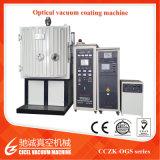 Sistema de revestimento ótico do vácuo do E-Feixe PVD da máquina de revestimento da caixa de vidros de Sun