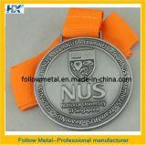 Изготовленный на заказ медаль фертига-аппарат для половинного марафона