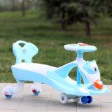 Carro do balanço do bebê, carro de bebê, carro da torção
