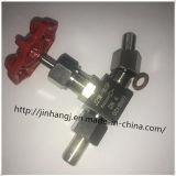 J21Wのステンレス鋼の針弁