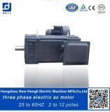 ISO9001 moteur à courant alternatif Triphasé de l'admission 110kw 660V 25Hz