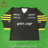 Healong Sublimation Impression numérique Custom Hockey Jerseys Equipment